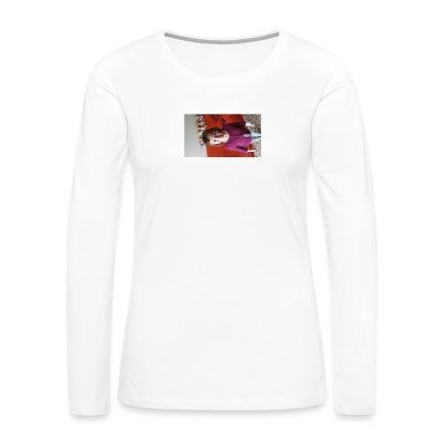 20150425 145327 001 - Maglietta Premium a manica lunga da donna