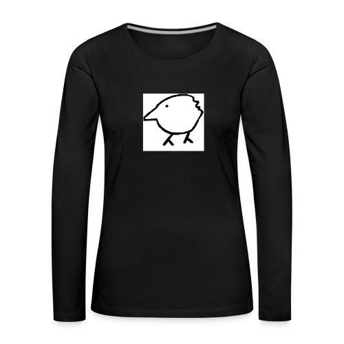 Autsider Fred - Frauen Premium Langarmshirt