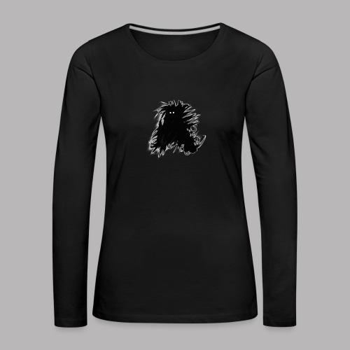 Alan at Attention - Women's Premium Longsleeve Shirt