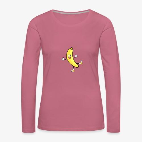 Banana - Women's Premium Longsleeve Shirt