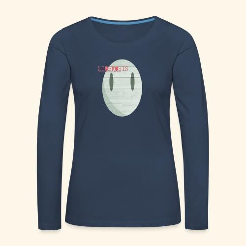 Lberosis - Långärmad premium-T-shirt dam