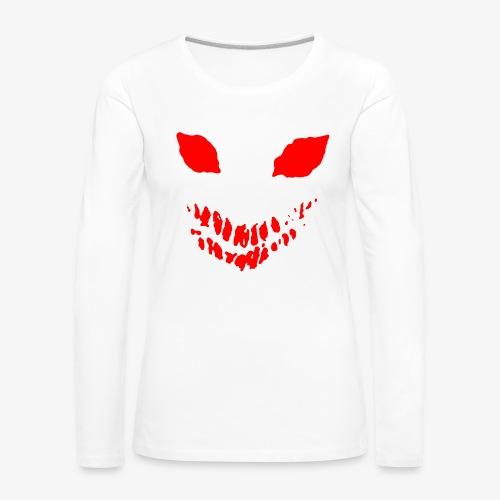 Dark Blood Hunter - Maglietta Premium a manica lunga da donna