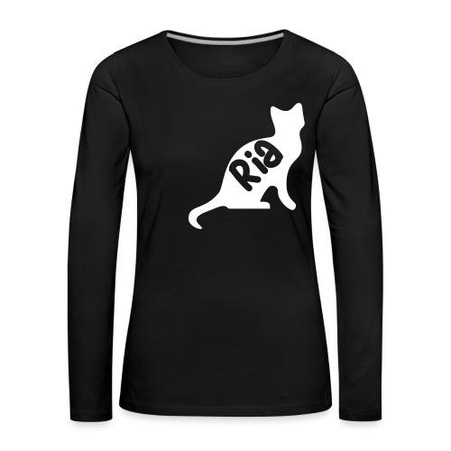 Team Ria Cat - Women's Premium Longsleeve Shirt