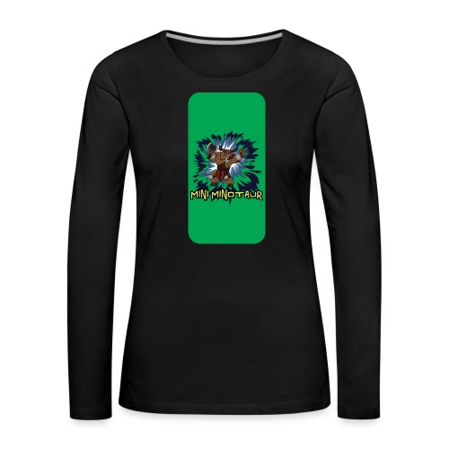 iphone 44s02 - Women's Premium Longsleeve Shirt