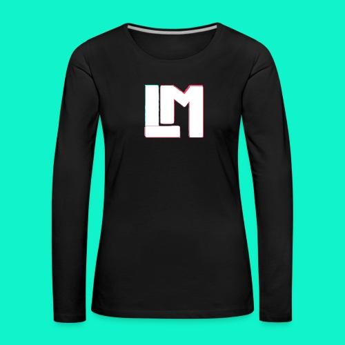 LM - Vrouwen Premium shirt met lange mouwen