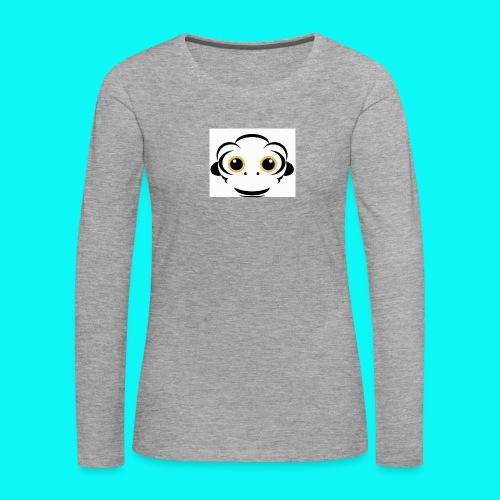 FullSizeRender_-2- - Dame premium T-shirt med lange ærmer
