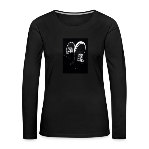 Walk with me - Women's Premium Longsleeve Shirt
