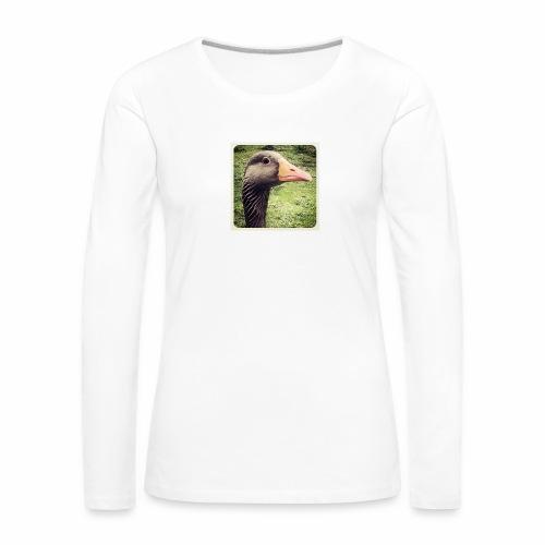 Original Artist design * Coin Coin - Women's Premium Longsleeve Shirt