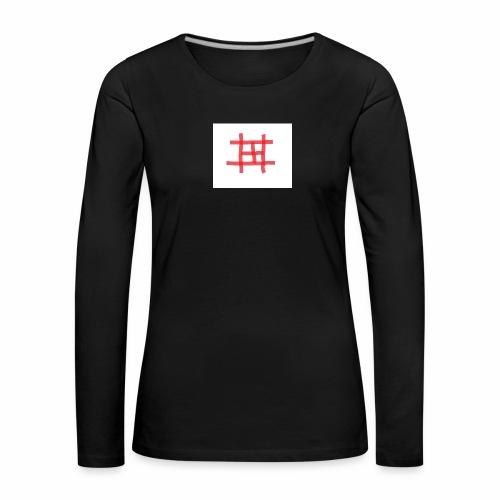 taulu 3 - Naisten premium pitkähihainen t-paita