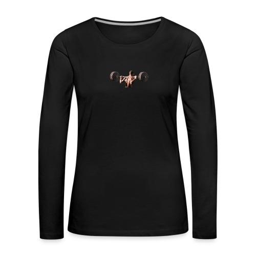 TEAM HALTERE - T-shirt manches longues Premium Femme
