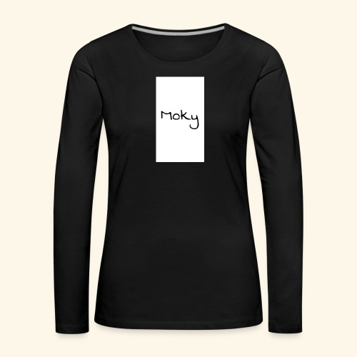 1504809141838 - Maglietta Premium a manica lunga da donna