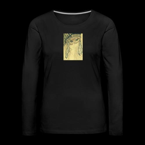 IMG 0680 2 - Vrouwen Premium shirt met lange mouwen