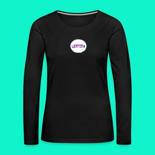 Ppsl - Vrouwen Premium shirt met lange mouwen