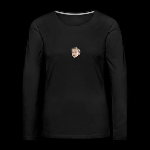 gurkis idol - Långärmad premium-T-shirt dam