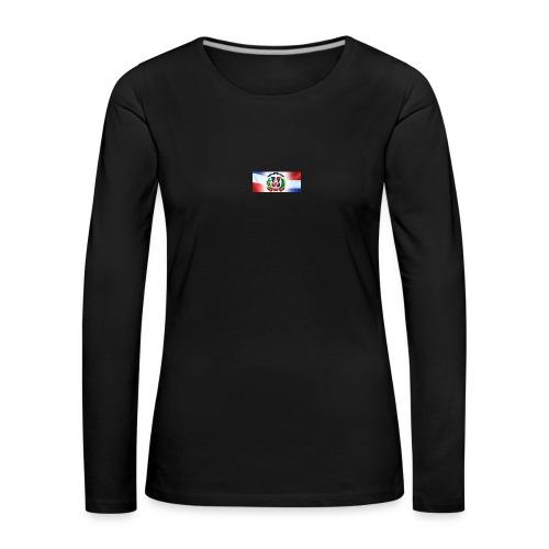 images 5 - Camiseta de manga larga premium mujer