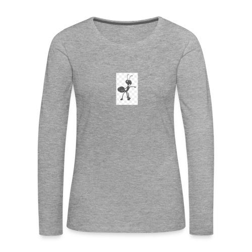 YouTube merche 2018 - Vrouwen Premium shirt met lange mouwen