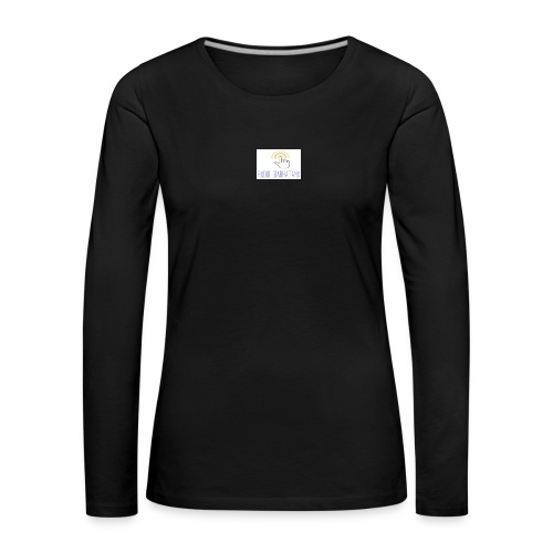 GADGET RADIO GIARRATAnNA - Maglietta Premium a manica lunga da donna