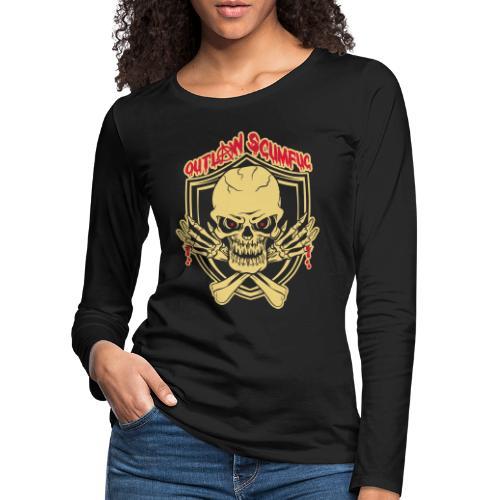 Outlaw Scumfuc - Frauen Premium Langarmshirt
