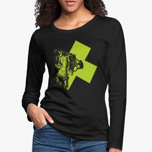 Escalando - Women's Premium Longsleeve Shirt