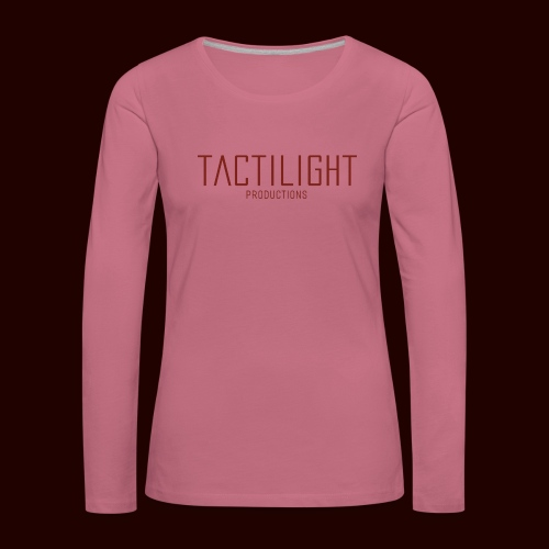 TACTILIGHT - Women's Premium Longsleeve Shirt