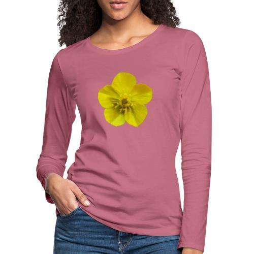 TIAN GREEN Garten - Hahnenfuß 2020 01 - Frauen Premium Langarmshirt