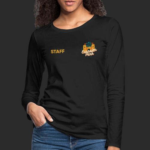 EURASIEN PARK Staff Supply - Frauen Premium Langarmshirt
