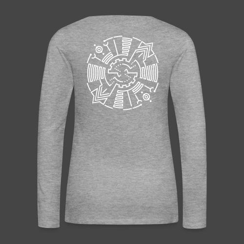 Tekno 23 Spirit - T-shirt manches longues Premium Femme