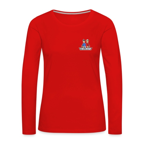 FaNaZuMa Tv - T-shirt manches longues Premium Femme