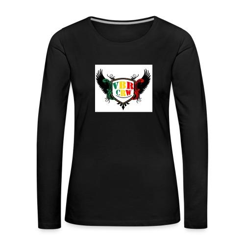 13180986 238035196562261 - T-shirt manches longues Premium Femme