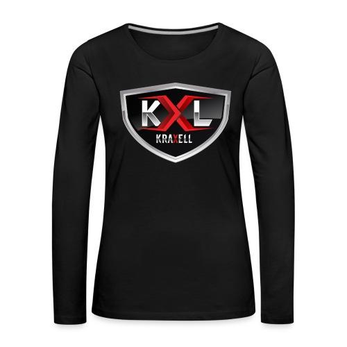 Kraxell - Frauen Premium Langarmshirt