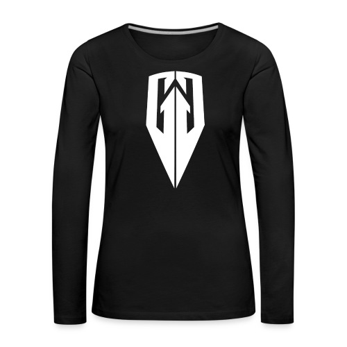 Kingdom Customs Shop Tee Womens - Women's Premium Longsleeve Shirt