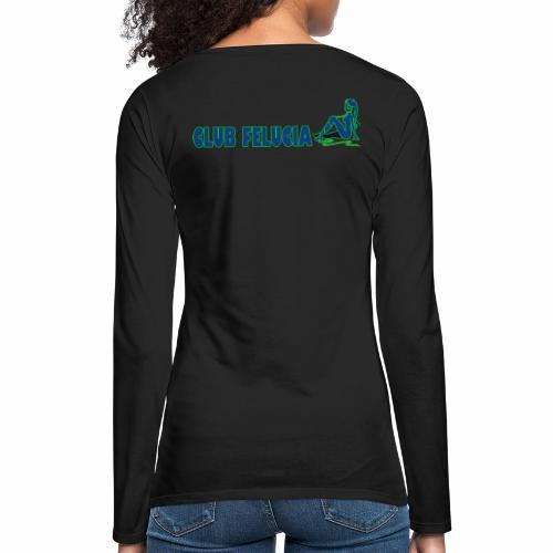 Madame's_Girls - Women's Premium Longsleeve Shirt