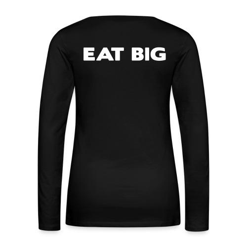 eatbig - Women's Premium Longsleeve Shirt