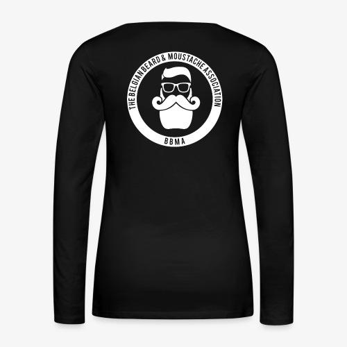 bbmaback - Vrouwen Premium shirt met lange mouwen