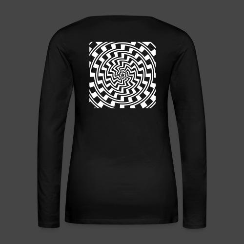 spirale 23 - T-shirt manches longues Premium Femme