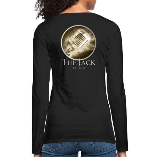 The Jack - Vrouwen Premium shirt met lange mouwen