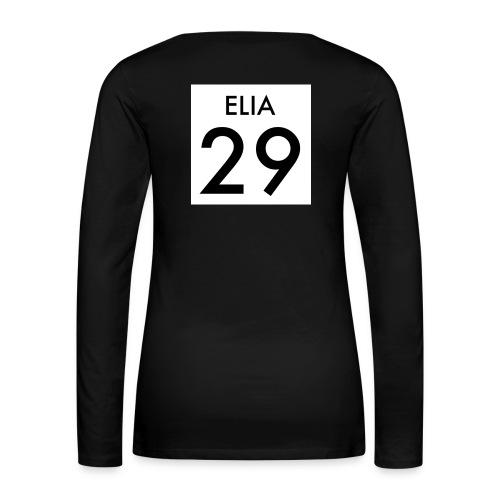29 ELIA - Frauen Premium Langarmshirt