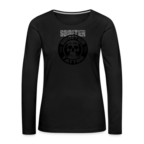 logo bad1 - Frauen Premium Langarmshirt