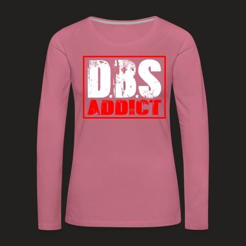 dbs.png - Women's Premium Longsleeve Shirt