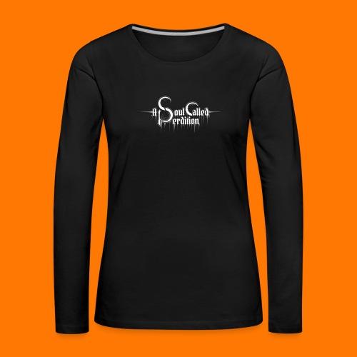 A Soul Called Perdition logo mug - Women's Premium Longsleeve Shirt