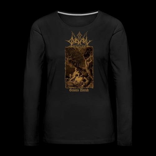 Odal - Geistes Unruh - Frauen Premium Langarmshirt
