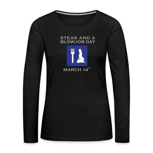 sbjdsign - Women's Premium Longsleeve Shirt