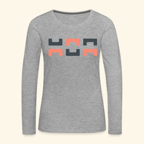 Angry elephant - Women's Premium Longsleeve Shirt