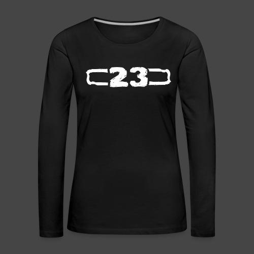 Tekno people 23 - T-shirt manches longues Premium Femme