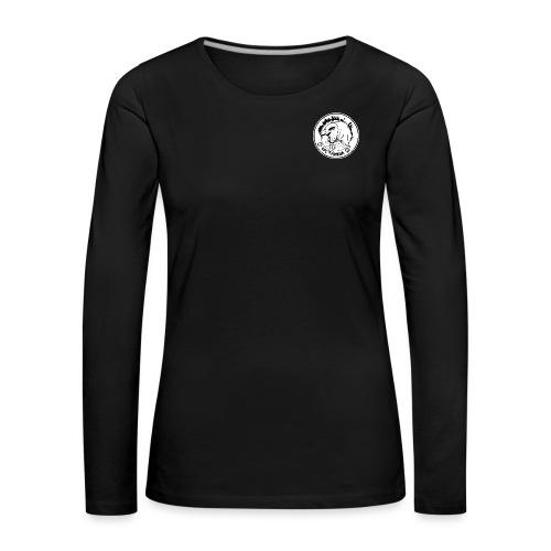 friedalogo png - Frauen Premium Langarmshirt