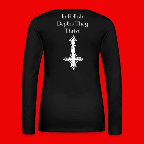 Tortur Shirt - Premium langermet T-skjorte for kvinner