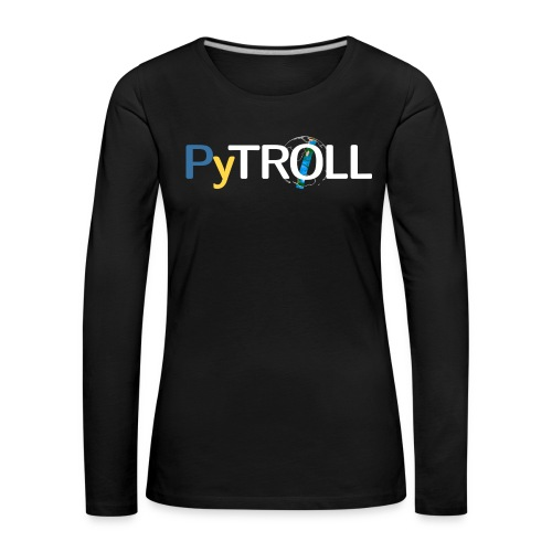 pytröll - Women's Premium Longsleeve Shirt