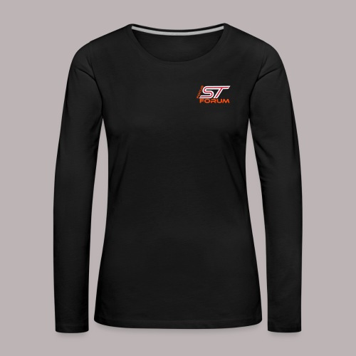 ST - Frauen Premium Langarmshirt