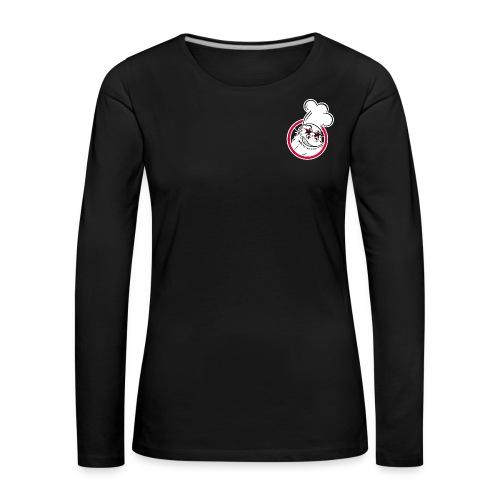 Moe - Frauen Premium Langarmshirt