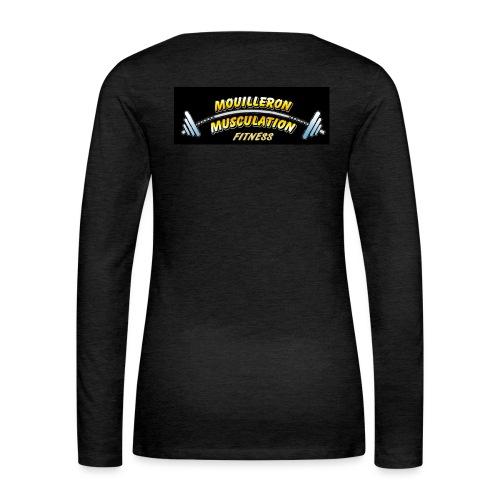 MMN - T-shirt manches longues Premium Femme